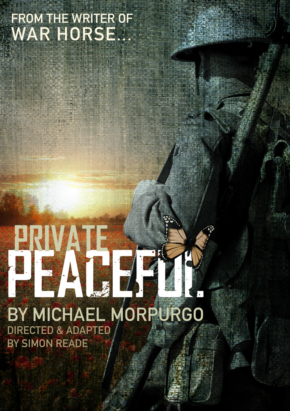 Private Peaceful Book For