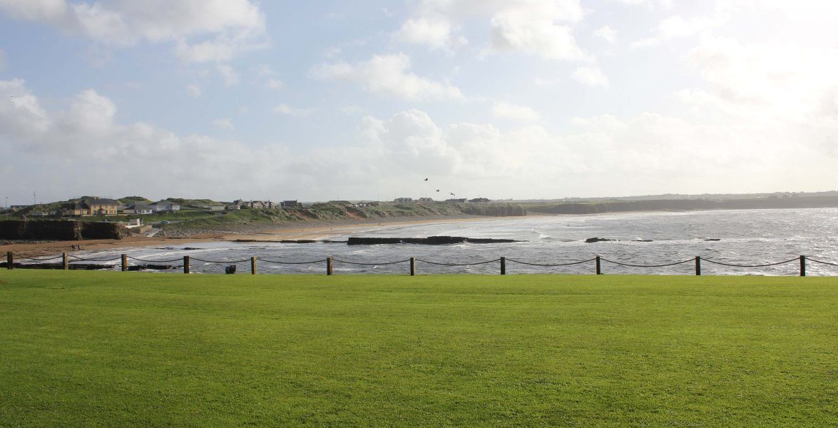 Motorhome campsites and campervan sites in Miltown Malbay
